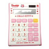 SSLAND 12 Digits Kitty Calculator [KT-928] (V) - Kalkulator Office / Pocket